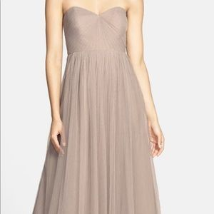 Jenny Yoo Convertible Annabelle Tulle Dress